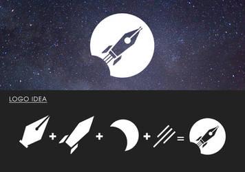 Rocket Logo by EmeCreativa