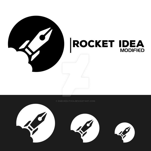 RocketIdeadLogo by EmeCreativa