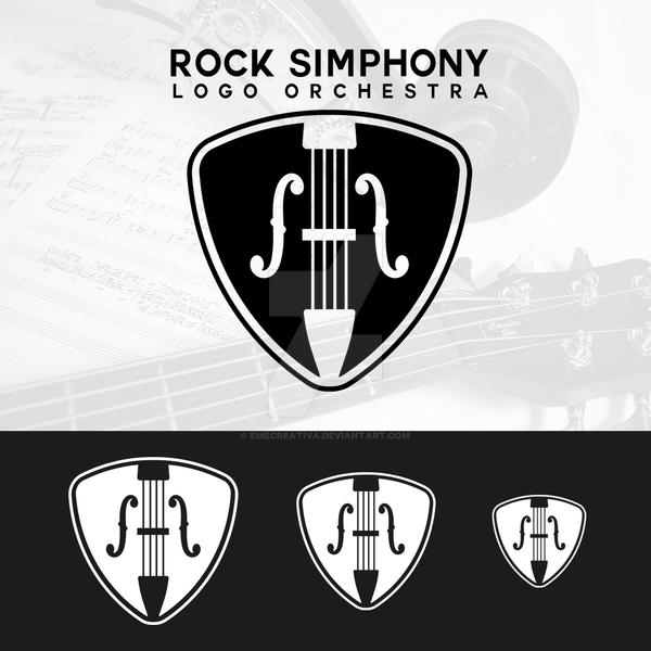 RockSimphonyLogo by EmeCreativa