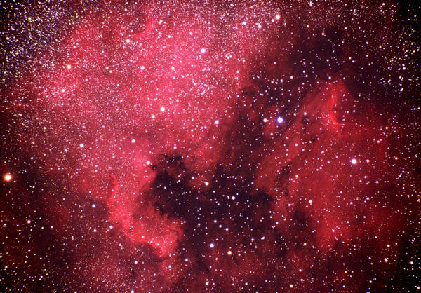 red space galaxy - photo #16