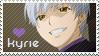 Kyrie Stamp by Michalv