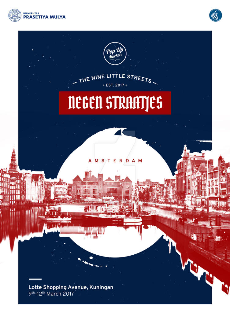 Negen Straatjes - Amsterdam by Michalv