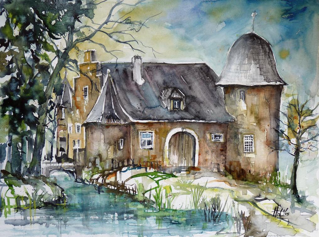 Schloss Rimburg 2 by guhgel