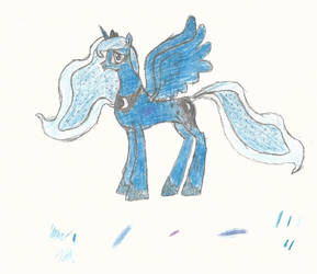 Luna by baneofEurope