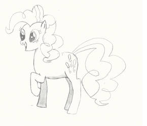 Pinkie by baneofEurope
