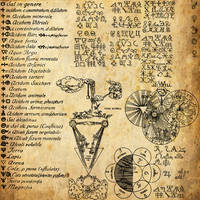 The Study Of Alchemy by aprologuetothechaos