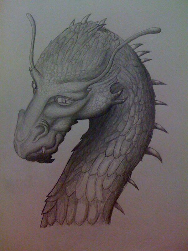 Eragon by areica