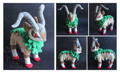 Gogoat Medium Plush by areica