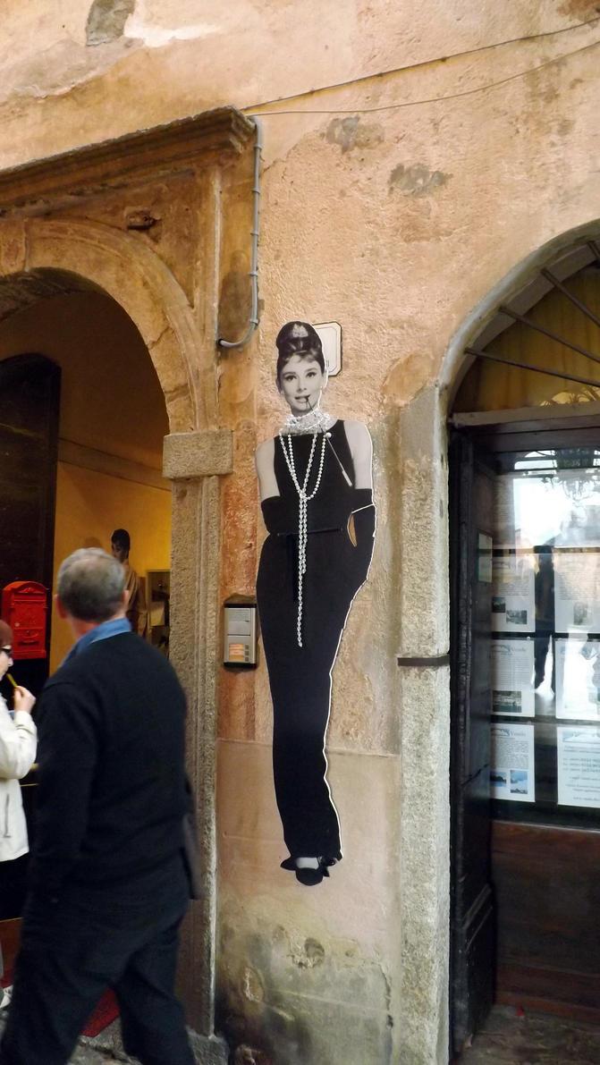 Ms. Hepburn by Azifri