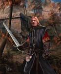 Boromir Son of Gondor