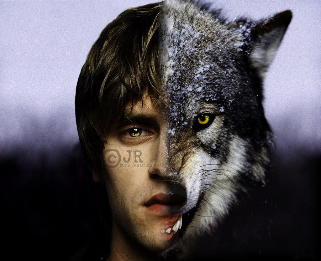 Half Human Half Wolf Male Steppenwolf by ...
