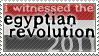 Egyptian Revolution 2011 by jonathoncomfortreed
