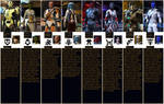SWTOR My Characters