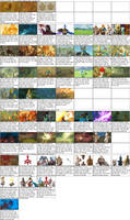 Complete Pre-Breath of the Wild Timeline