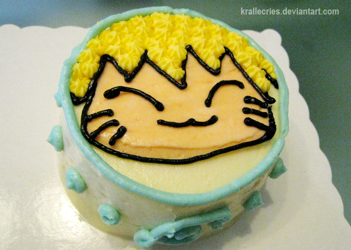 funny spam  - Page 4 Naruto__Mini_Cake_by_KralleCries