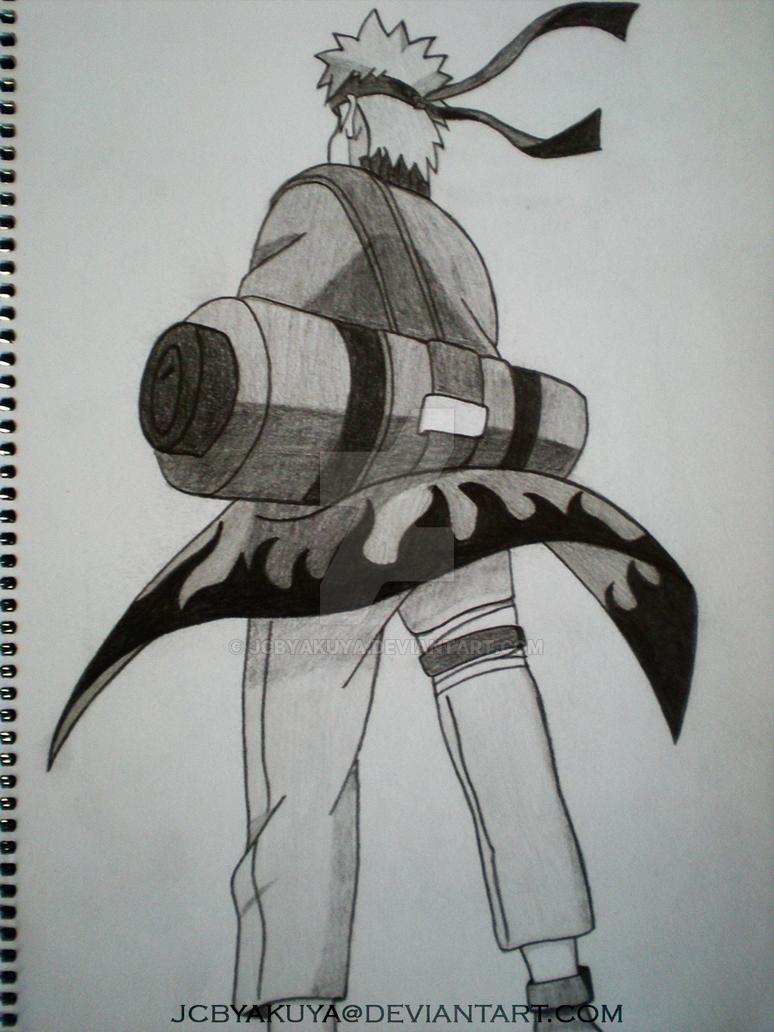 Naruto Sage Mode Drawi... Naruto Uzumaki Sage Mode Drawing