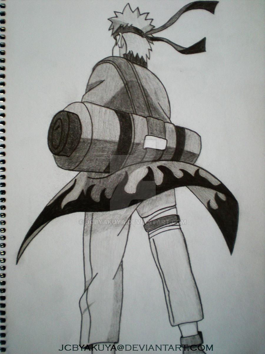 Naruto Sage Mode Drawing by jcbyakuya on DeviantArt