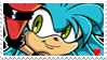 Becky the hedgehog stamp by Angel1565