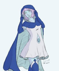 Periwinkle Pearl by tigerpixie16