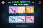 Mini Pony Puppets