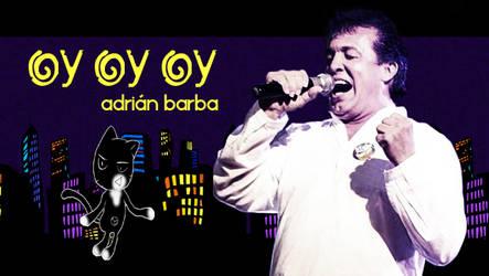 Adrian Barba - Oy Oy Oy (art for firega.me) by OmikronD