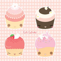 cute cupcake by CrazyLleH