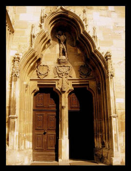St. Michael: Entrance