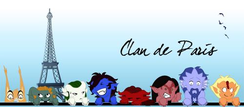 Clan de Paris Header by codaleia