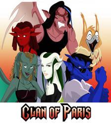 Clan of Paris by coda-leia