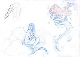 Mermaid-ish by coda-leia