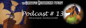 Gargoyles Reawakening Podcast -13- by coda-leia