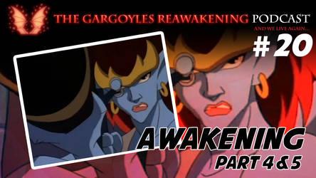 Gargoyles Reawakening Podcast -20- by coda-leia