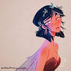 #Drawthisinyourstyle - Aurelien Galvan
