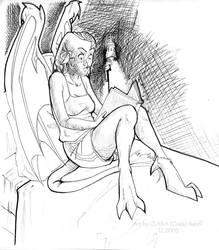 Reading Melu by codaleia