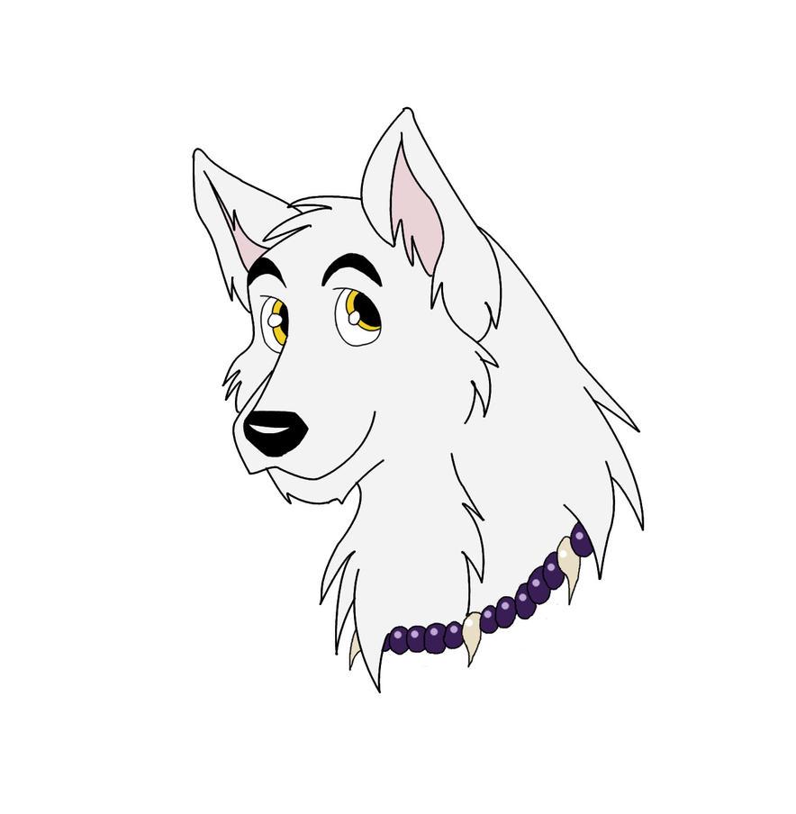 Puppy Inuyasha: Disney Inuyasha Dog Colored By Inumaru101 On DeviantArt