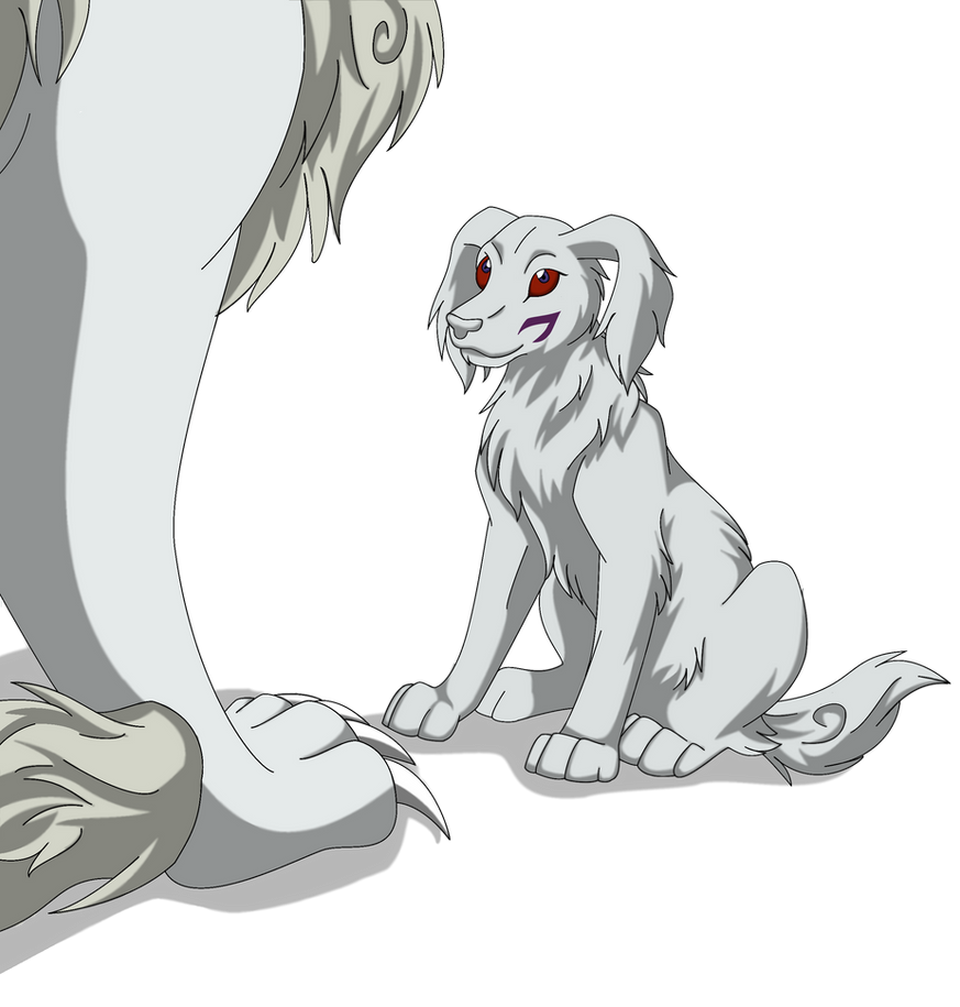 Puppy Inuyasha: Puppy Inu And Sesshy By Inumaru101 On DeviantArt