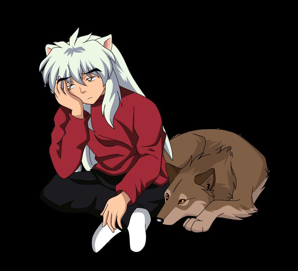 Depressed Halfbreeds by Inumaru101