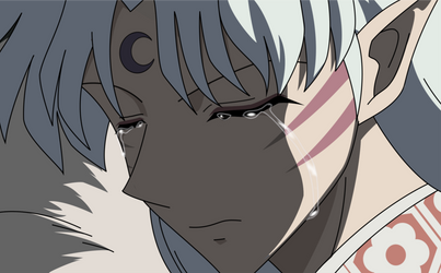 Sesshomaru's Tears by Inumaru101