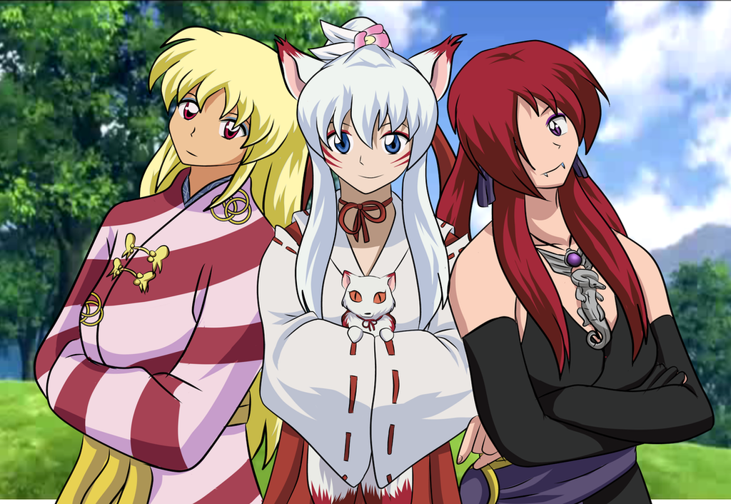 Go Back Gallery For Inuyashas Family Tree feed rss2Inuyashas Family With Kagome