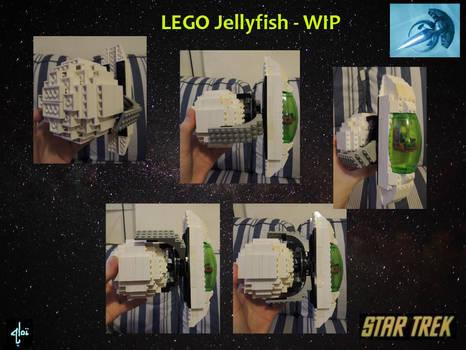 LEGO Jellyfish WIP [Star Trek]