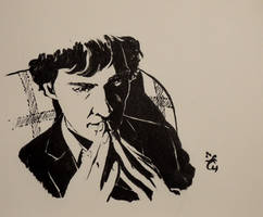 Consulting Detective [Sherlock]