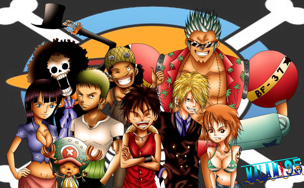 One Piece by MalaMi95