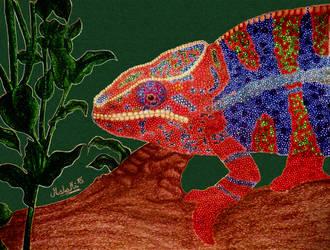 Chameleon by MalaMi95