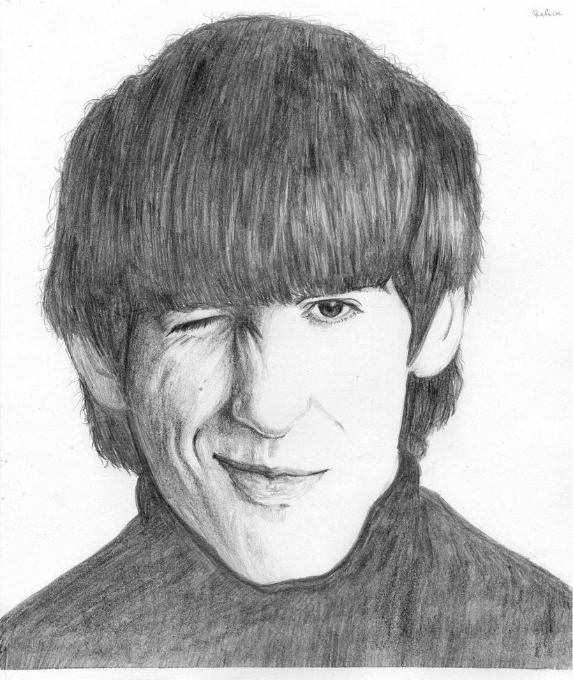 George Harrison by ayumi58