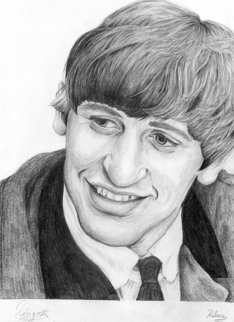 Ringo Starr by ayumi58