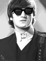 John Lennon by ayumi58