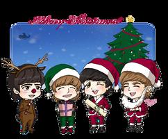 A Very Merry Christmas! by ayumi58