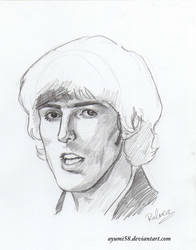 Quick sketch of George by ayumi58