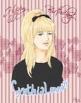 Happy Birthday Cynthia!