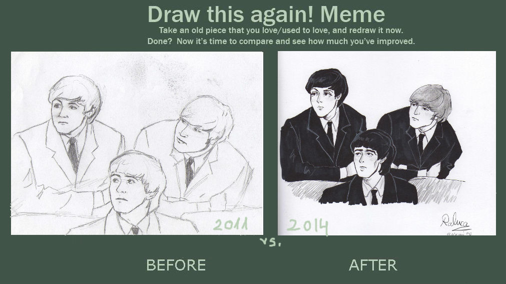 Draw this again meme by ayumi58